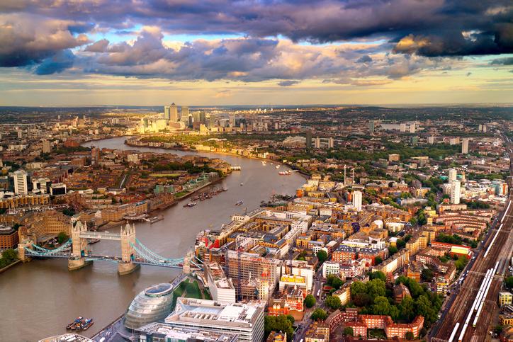 Inghilterra, viaggio con i film: location in promozione