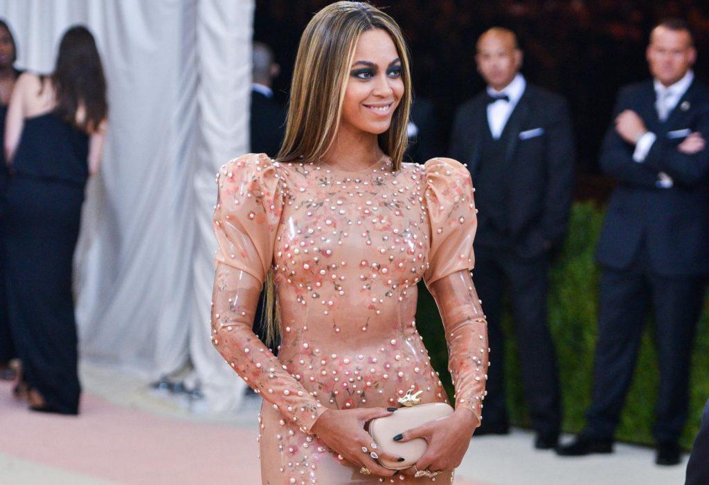 Beyonce al MET Gala