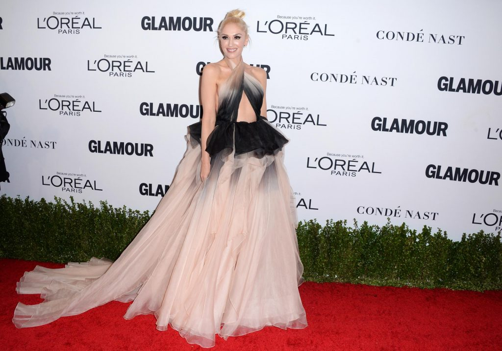 Gwen Stefani, l'icona glamour del 2016