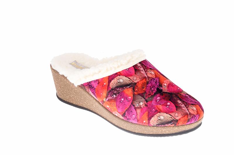 Pantofole calde Patrizia Azzi