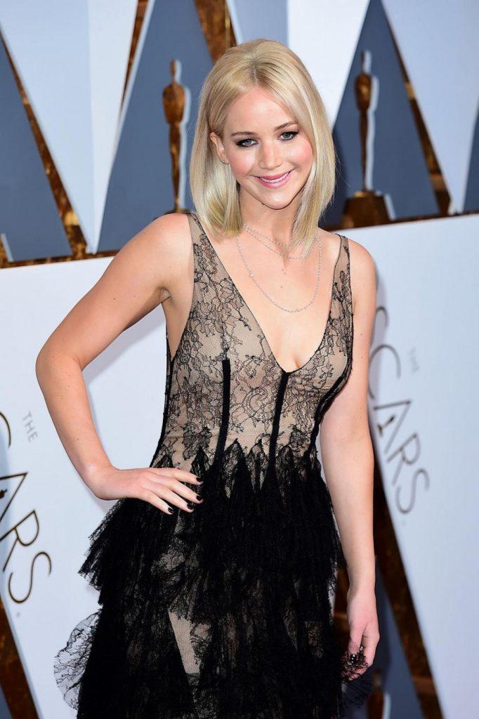 Jennifer Lawrence. La Presse