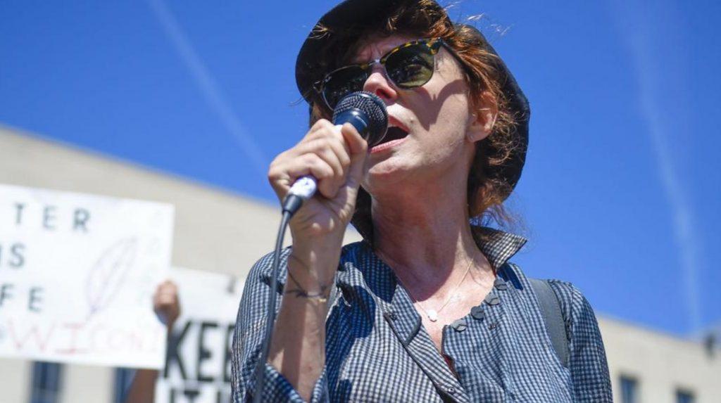 Elezioni USA, Susan Sarandon non voterà Hillary
