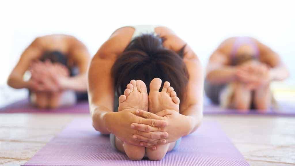 Yoga che lavoro fai