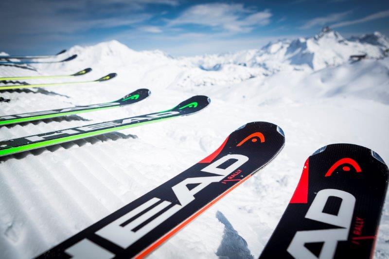 Gli sci della Head sono realizzati con Graphene: si adattano a qualsiasi tipo di sciatore