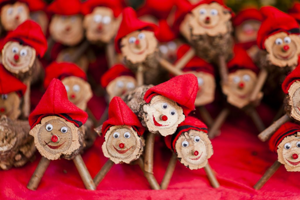 Le 10 tradizioni di Natale più strane del mondo