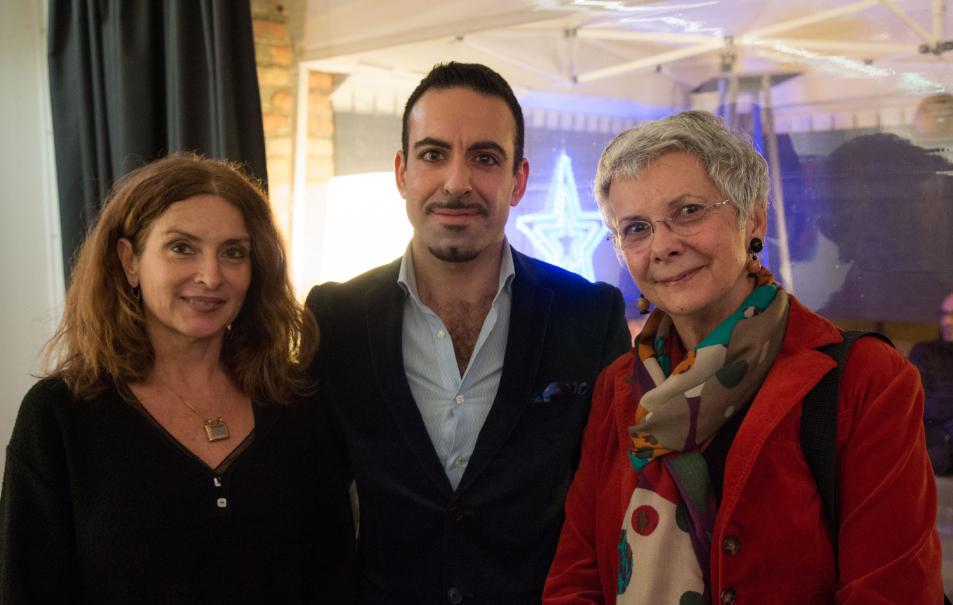 Giusy Lauriola, Roberto Di Costanzo e Laura Stor