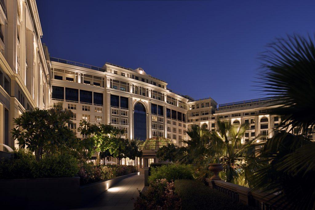 A Dubai Versace è di casa. Anzi, d'hotel