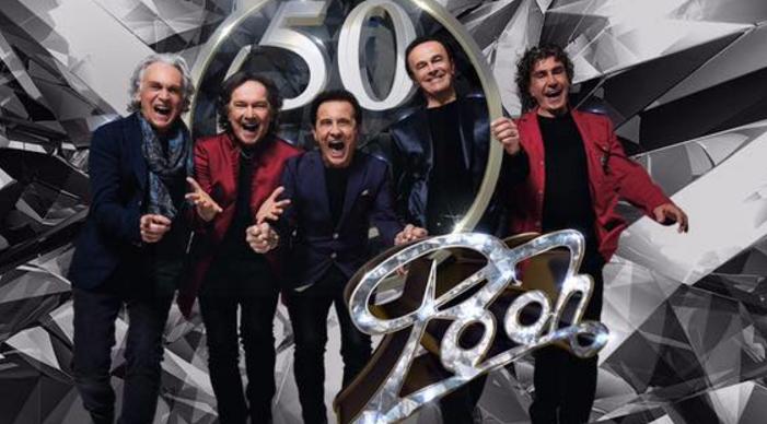 Pooh, l'addio con un ultimo concerto a Bologna
