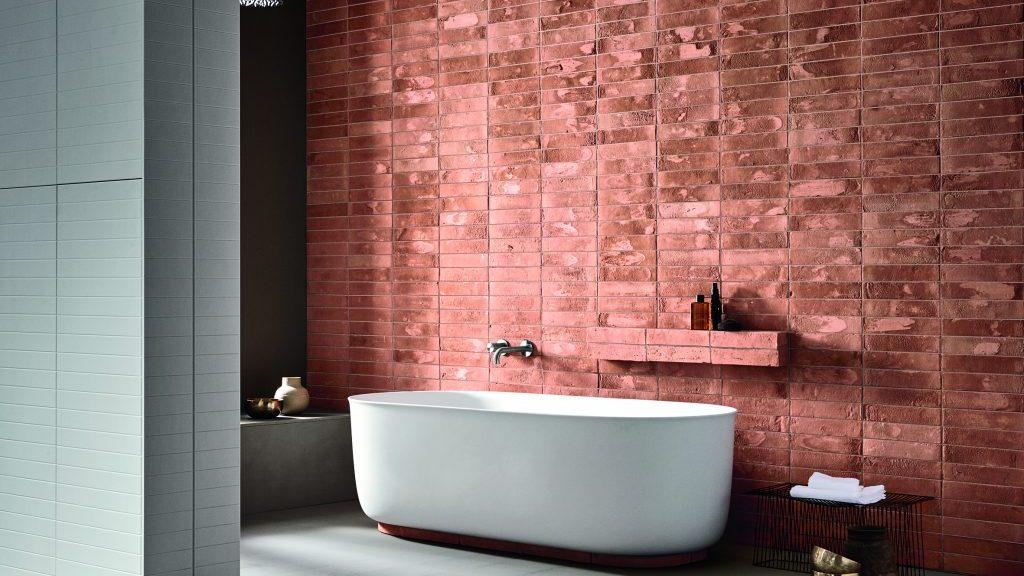 Bagno Giapponese Benessere : Nuovi materiali per la stanza da bagno stile