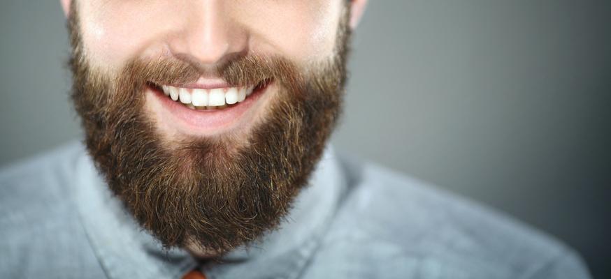 Barba da uomo