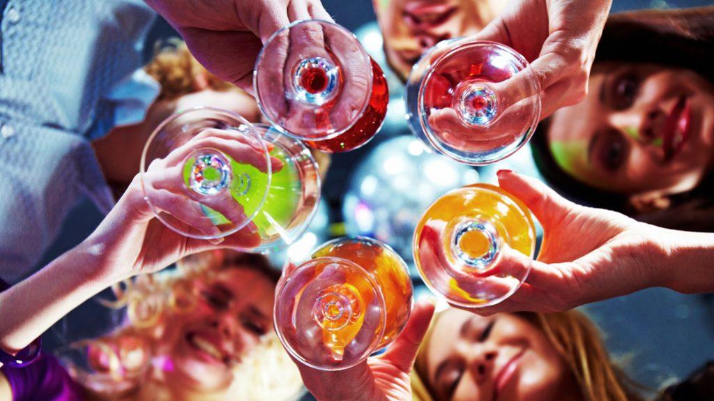 Cocktail di Capodanno: le idee nascono in casa