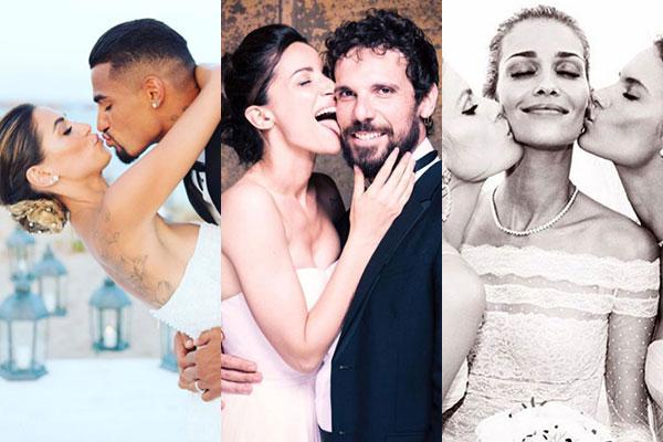 Matrimoni vip: tutte le star che hanno detto sì nel 2016