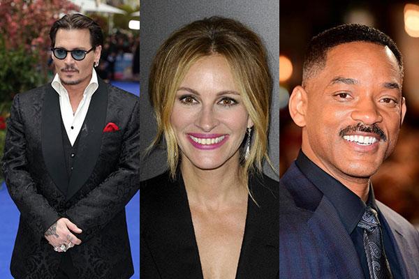 I 10 attori più pagati nel 2016 secondo Forbes