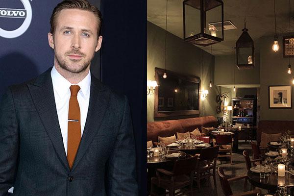 Il ristorante marocchino di Ryan Gosling