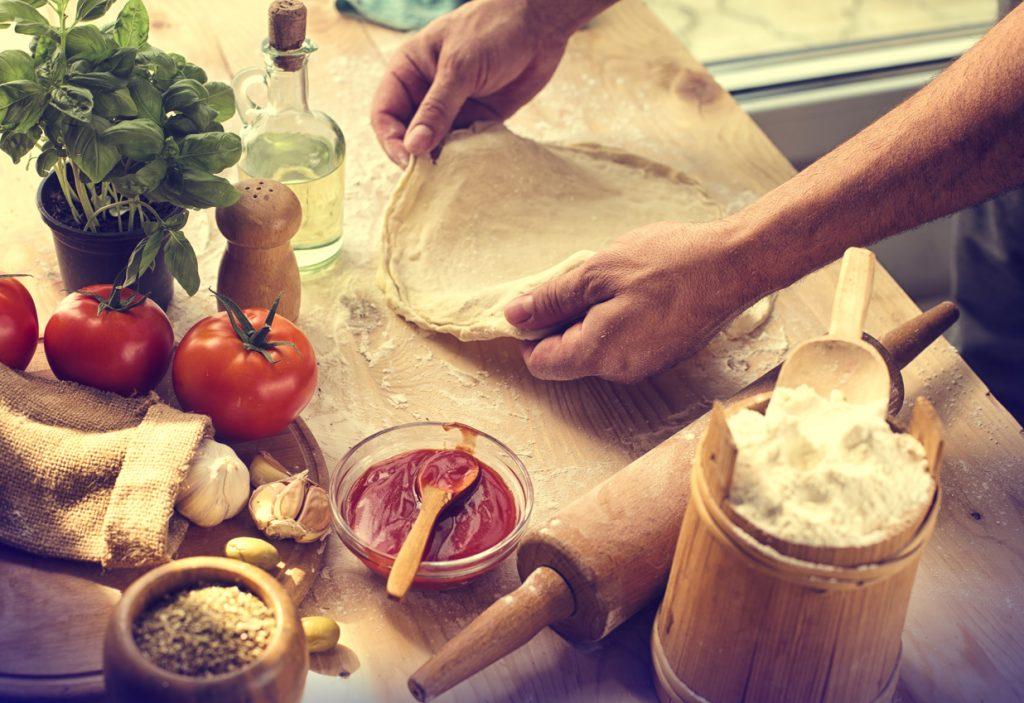 Pomodoro e pizza: legame di passione