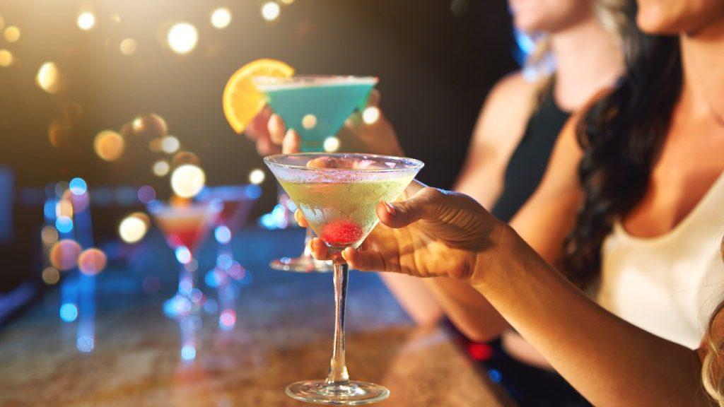 Cocktails: come sopravvivere alle feste