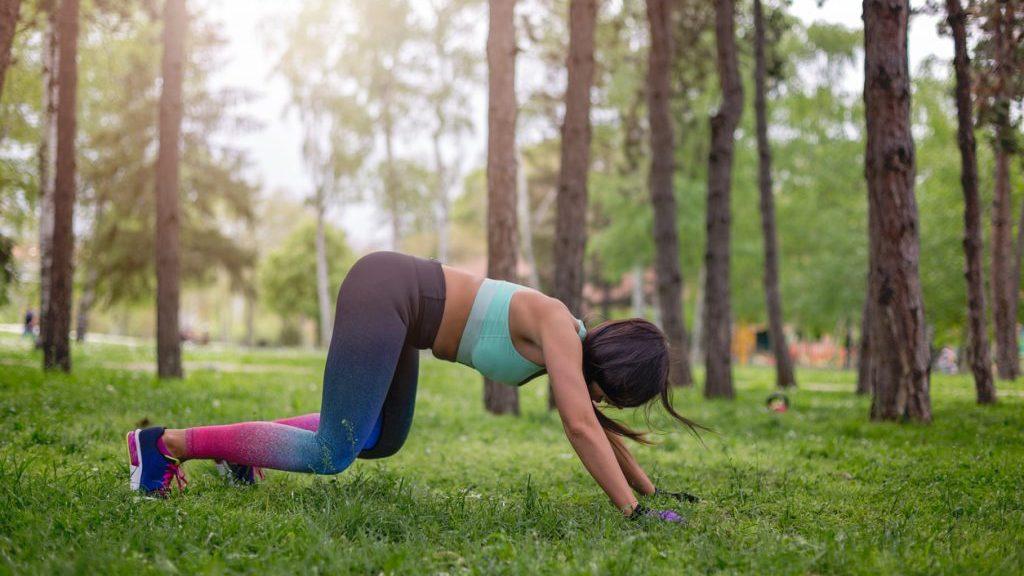 Crawling, il nuovo trend fitness 2017. A tutto corpo!