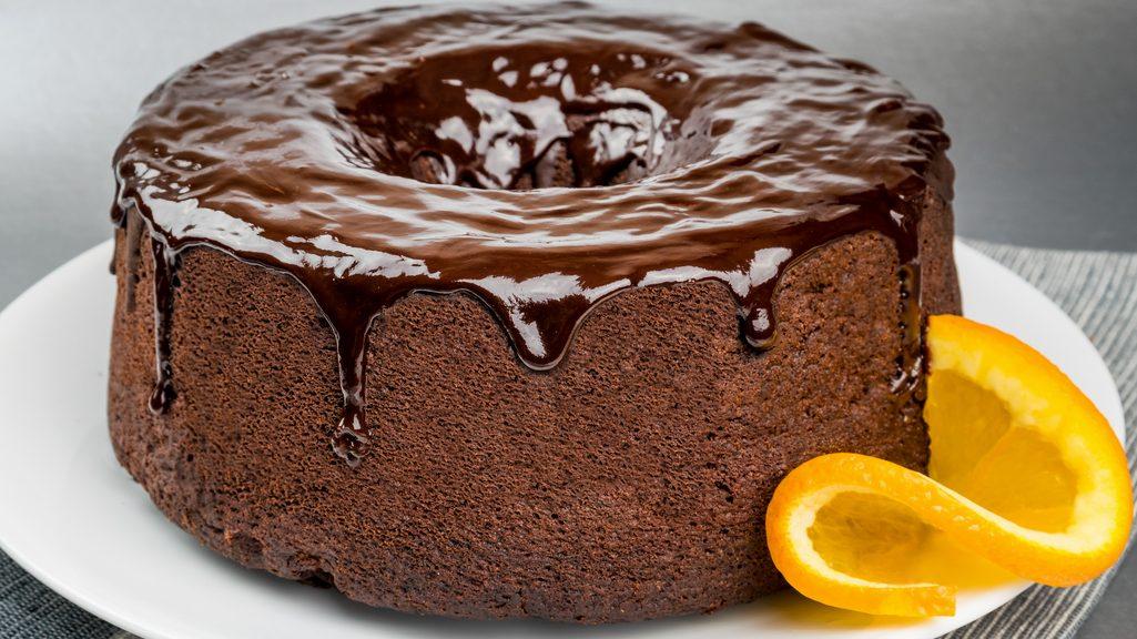 Torta arancia e cioccolato: sapori diversi, unica gioia