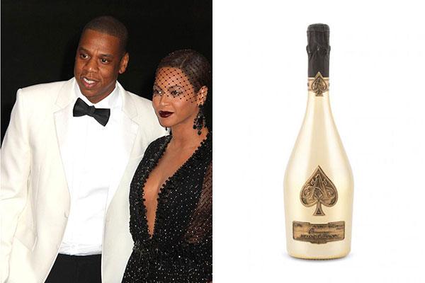 Lo champagne di Jay Z