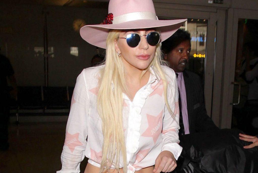 Lady Gaga - Aeroporto di Los Angeles