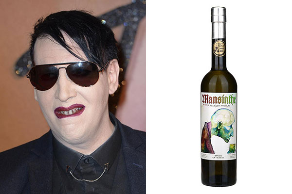 L'assenzio di Marilyn Manson