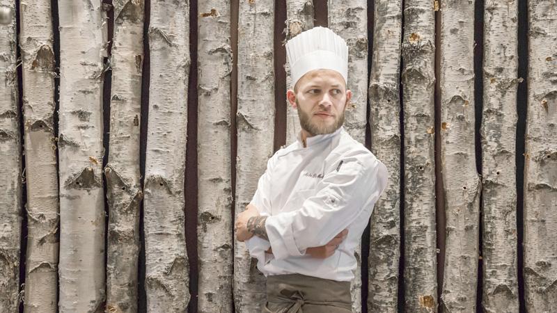Menu natalizio chef Mirko Di Mattia