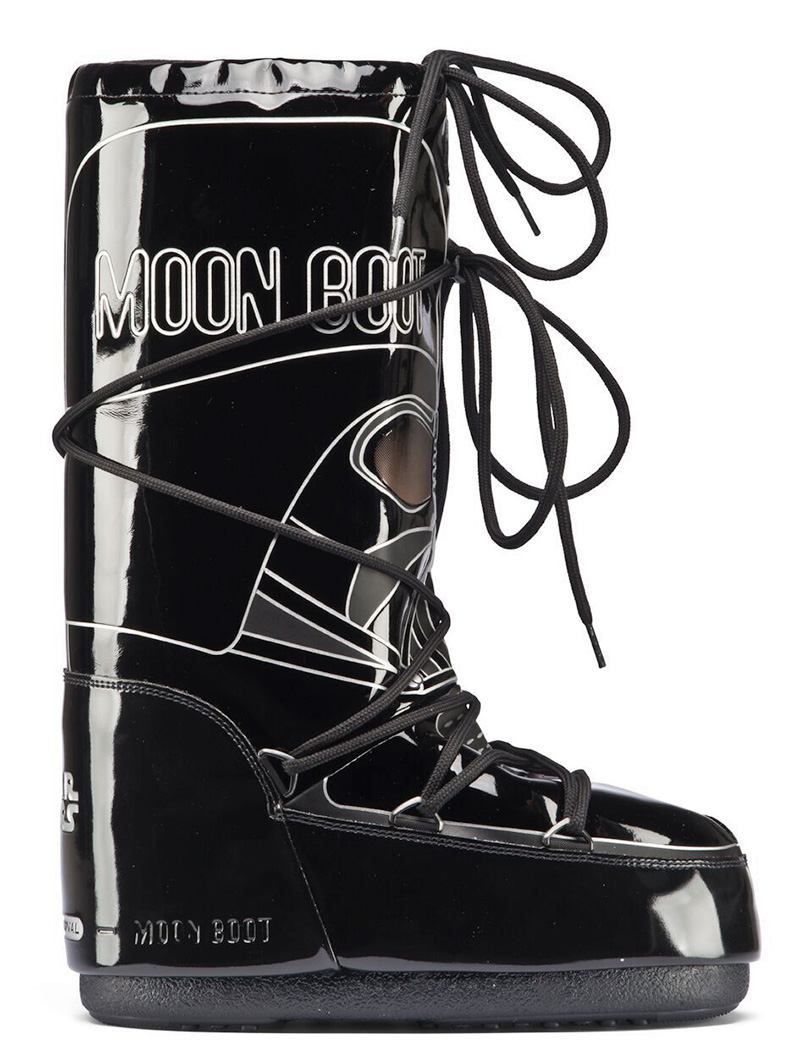 Scarpe Star Wars, Moon Boot Darth Vader