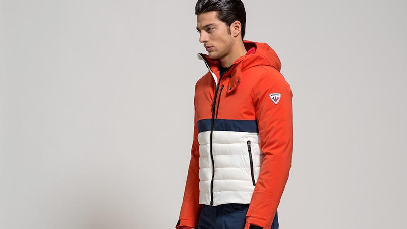 Piumini invernali, lo sportswear in versione urbana