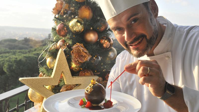 Stefano Marzetti, Executive Chef del ristorante Mirabelle