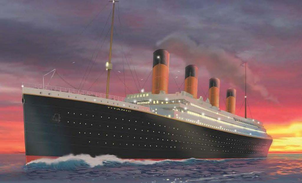 Titanic.The Artifact Exhibition, sbarca in Italia