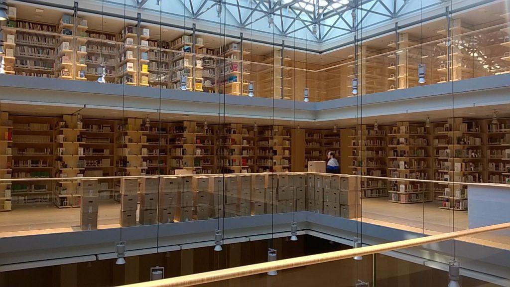 Renzo Piano firma la biblioteca universitaria di Trento