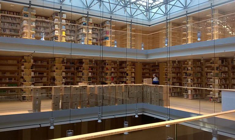 Renzo Piano biblioteca di Trento
