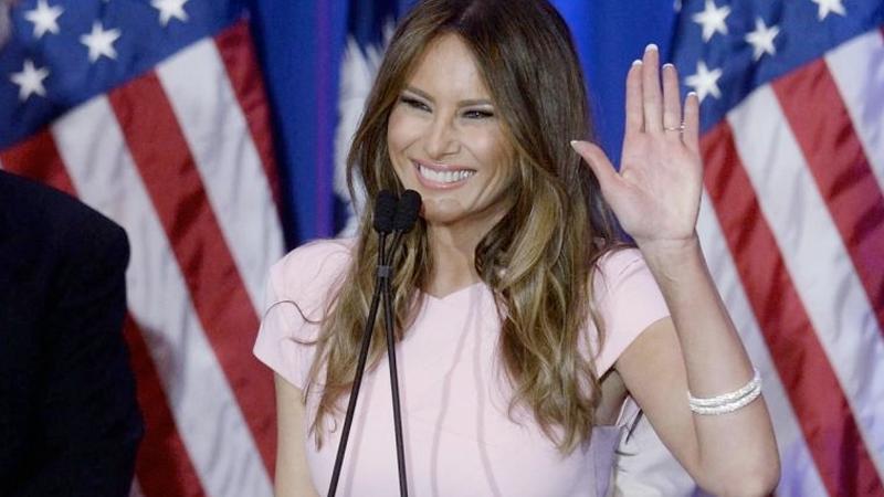 Melania Trump: Tom Ford si è rifiutato di vestirla