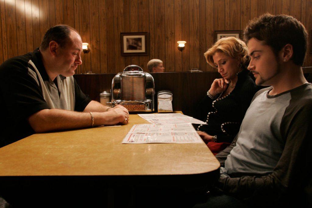 Dieci ristoranti resi celebri da cinema e TV