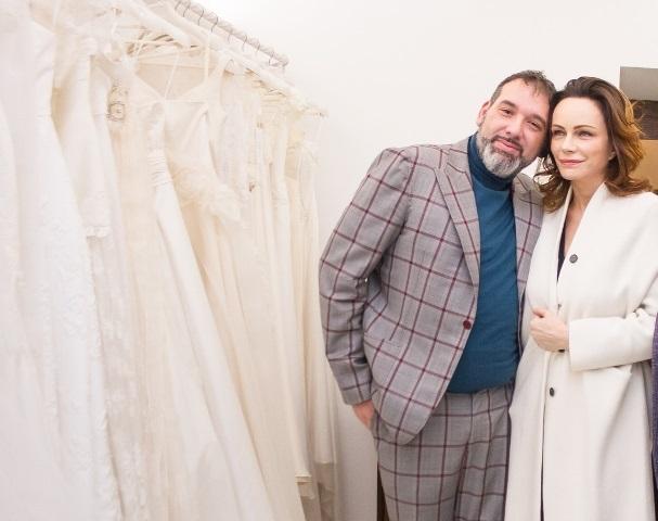 Gian Paolo Zuccarello e Francesca Neri