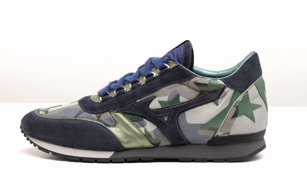 Sneaker camouflage: mimetiche, ma non per nascondersi