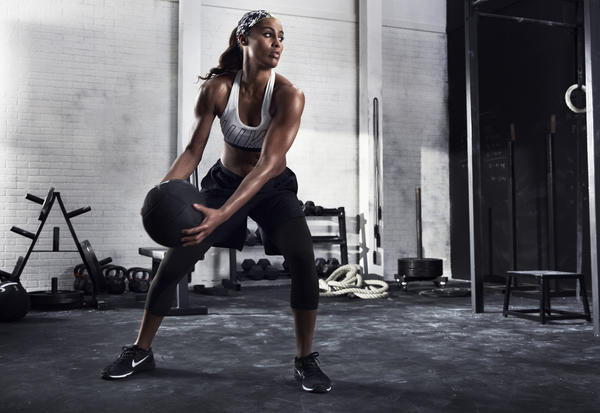 Crossfit sneaker: la parte estrema del fitness