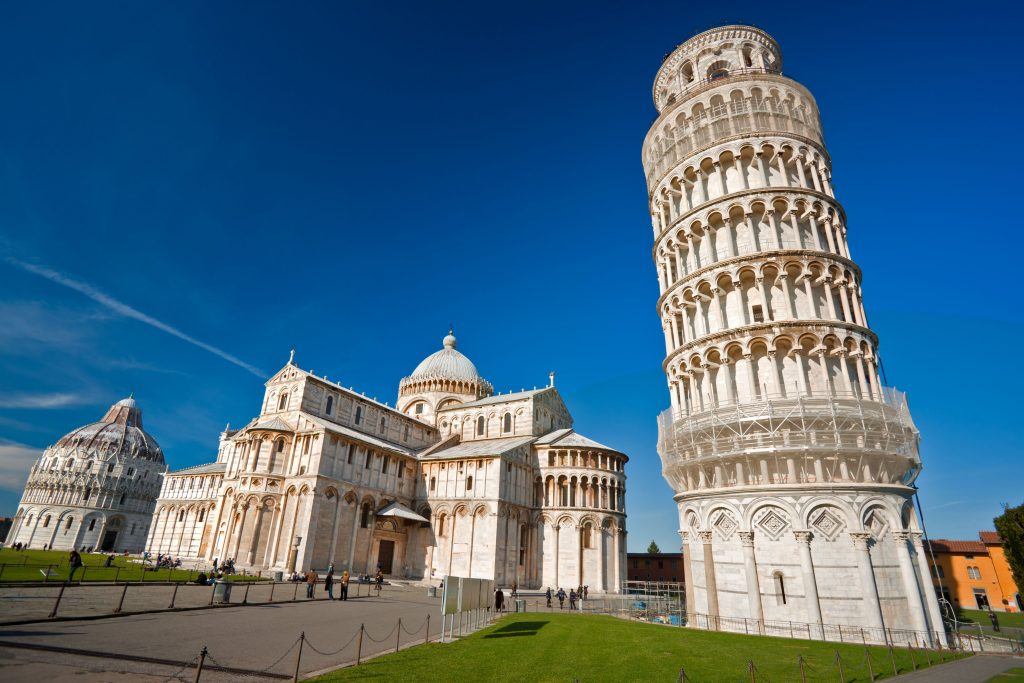 I luoghi comuni sull'Italia più gettonati su Google