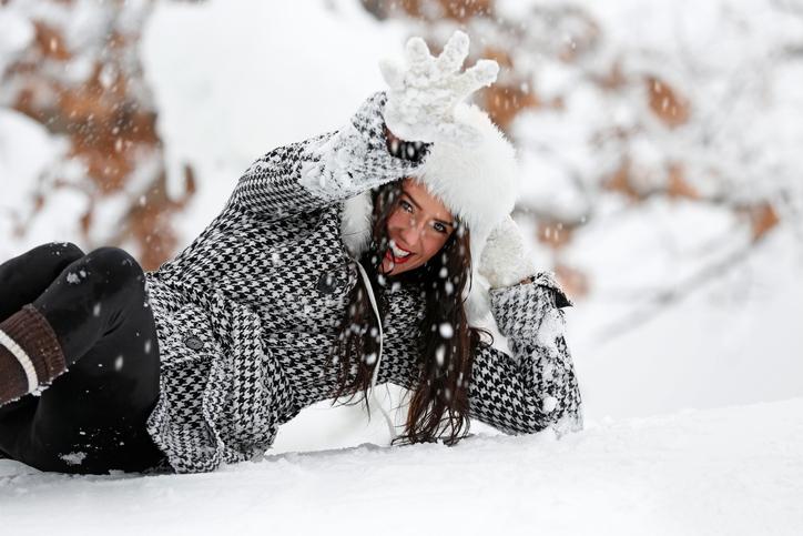 Street style: i trucchi per ripararsi dal freddo