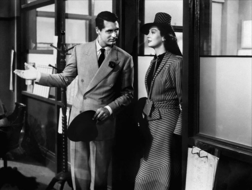 Gli abiti delle donne in carriera al cinema dal 1940 a oggi