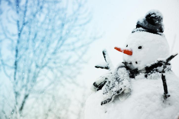 Come fare un pupazzo di neve: l'ABC dei giochi invernali