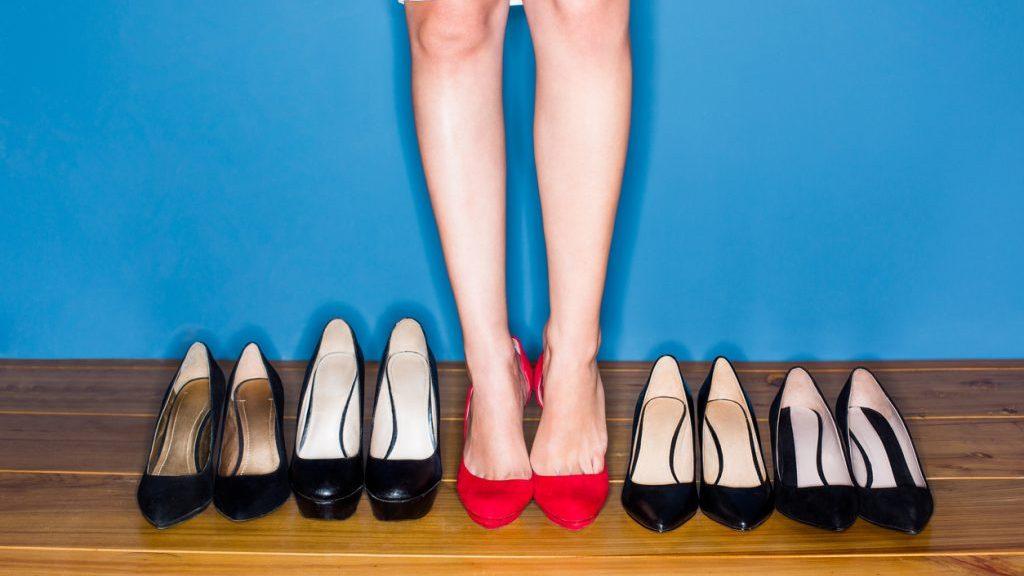 scarpe scivolose