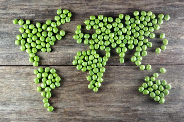 Diventare vegetariani per inquinare meno