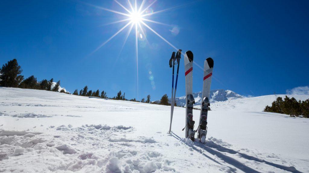 cura degli sci