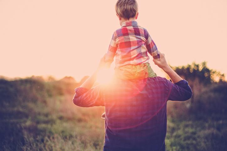 Padri e figli: i benefici dello stare insieme