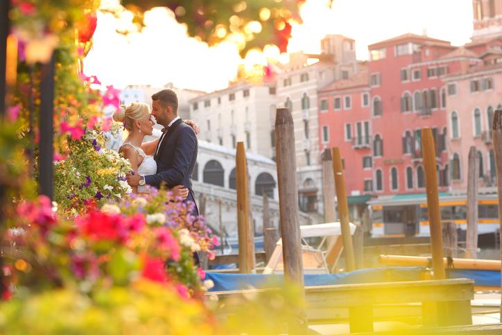 Wedding Tourism a Venezia