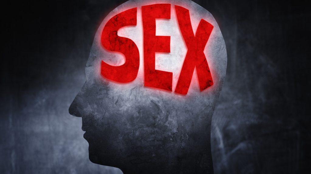 gli uomini pensano al sesso