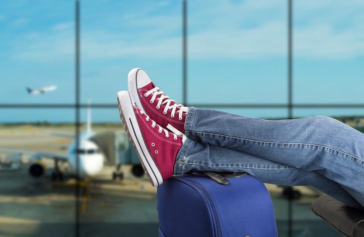 Scarpe per viaggiare