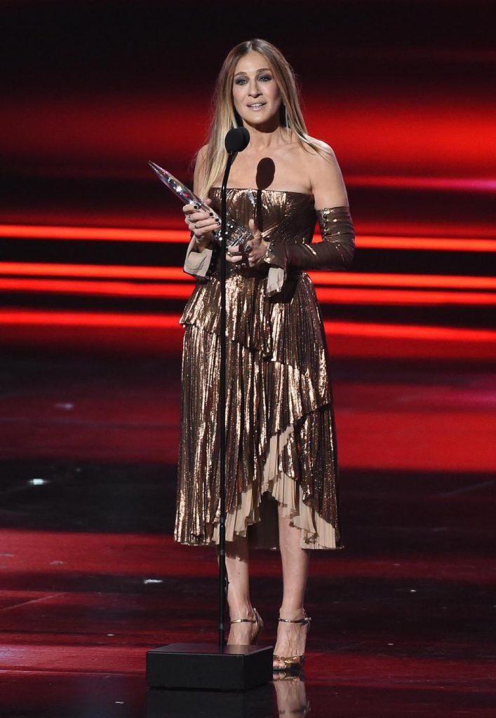 Sarah Jessica Parker ai People's Choice Awards