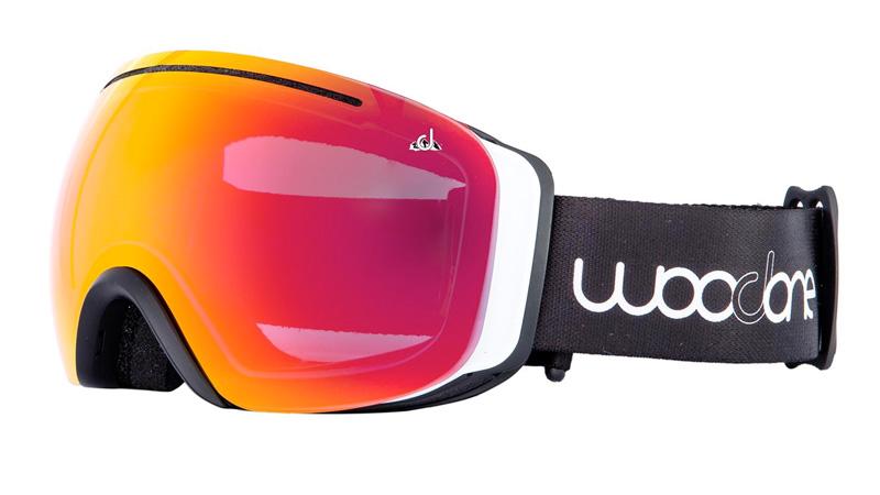 Maschera da sci SC405, la prima firmata WooDone Maschera da sci SC405, la prima firmata WooDone